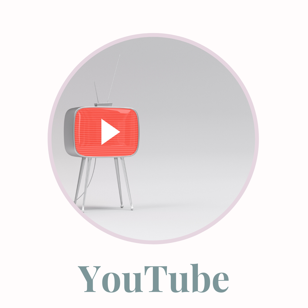 Home page youtube telly icon
