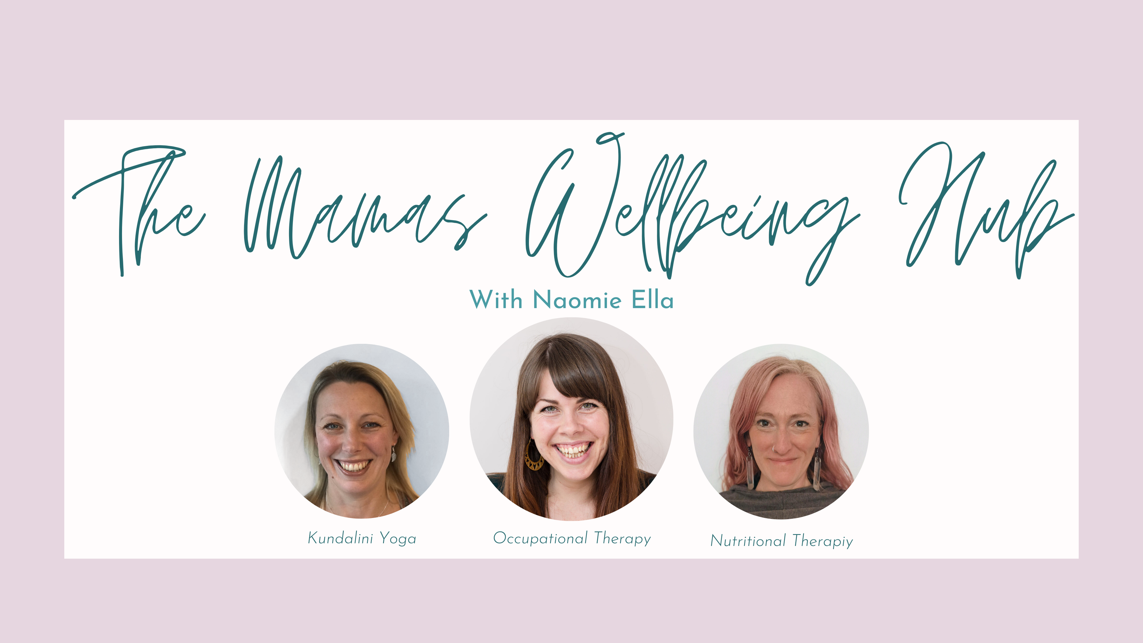 Mammas wellbeing hub