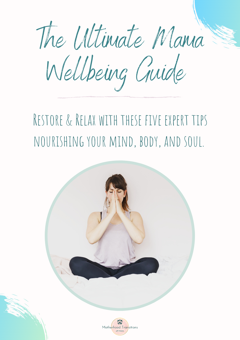 The Ultimate Mama Wellbeing Guide by Naomie Ella