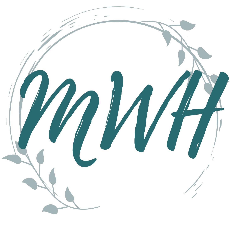Mamas wellbeing hub logo