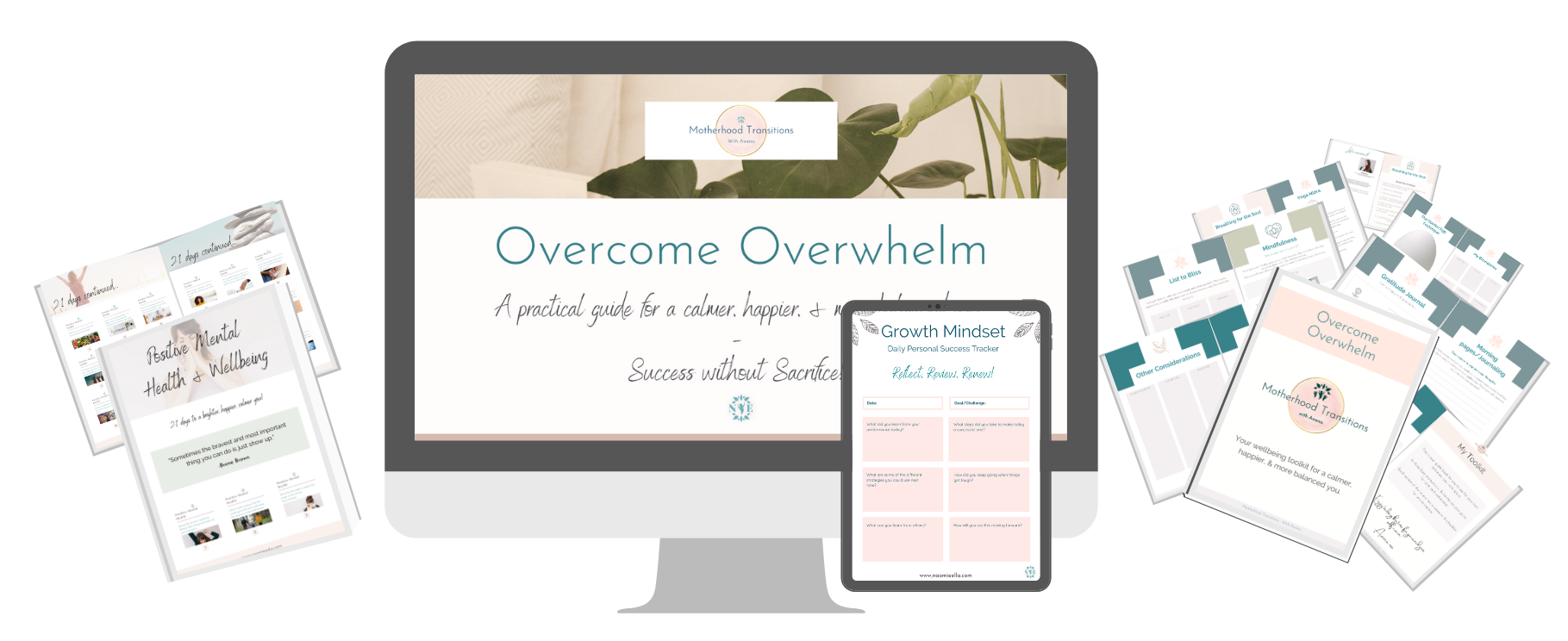 Overcome overwhelm by awena