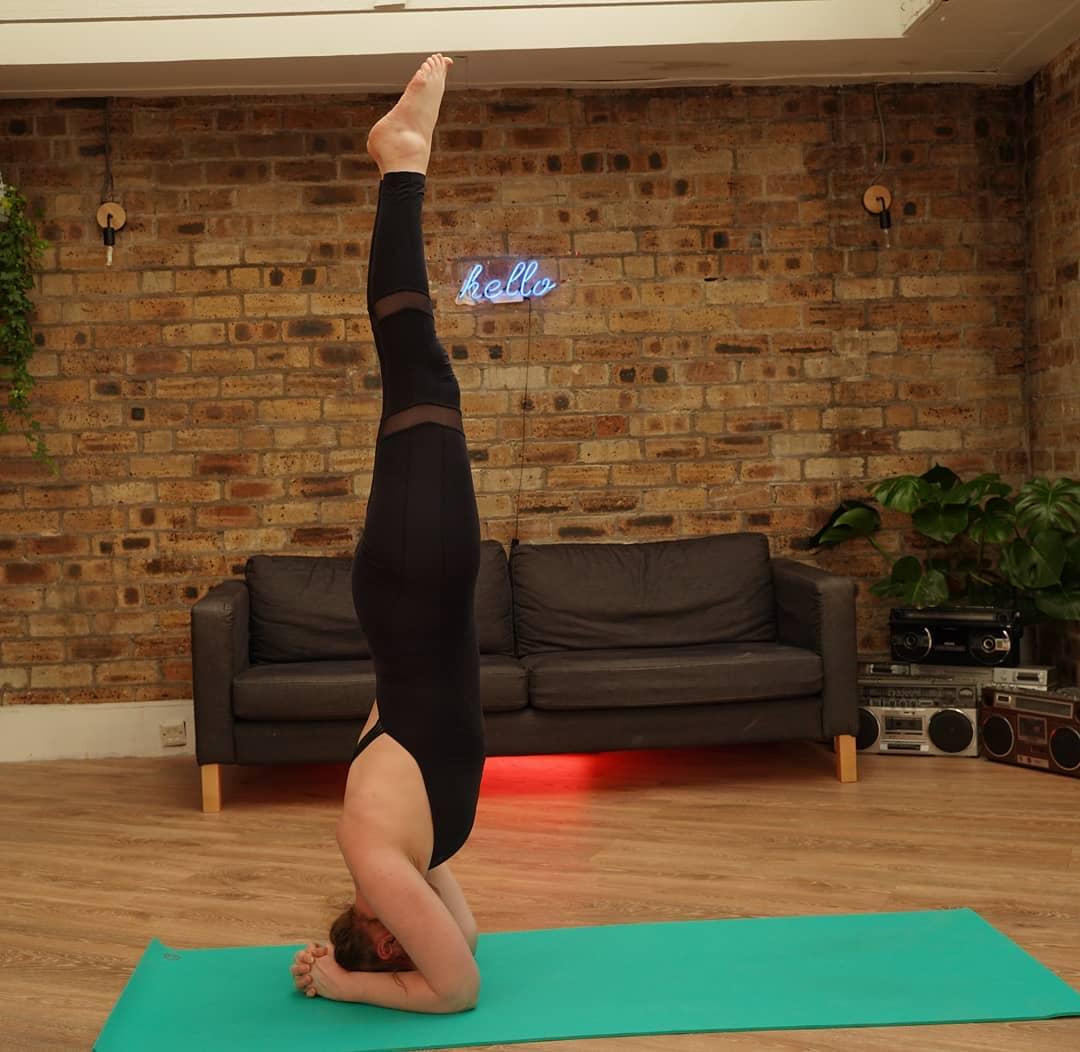 vanessa yoga